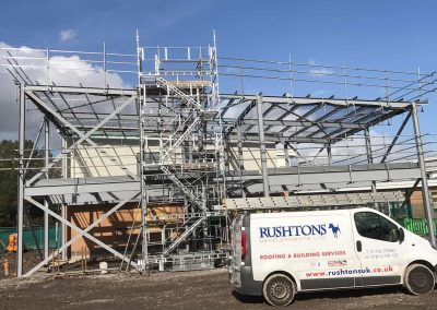 Haki Stairs Scaffold Staircase Hire Rushtons