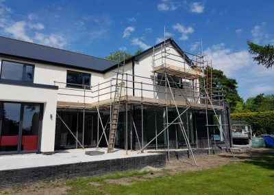 Domestic Scaffolding Services Rushtons