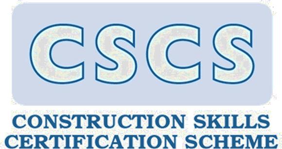Rushtons Scaffolding CSCS Logo