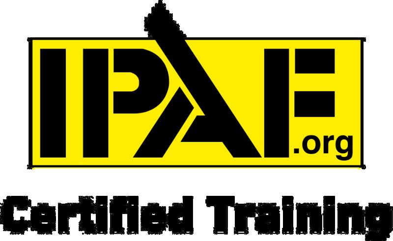 Rushtons Scaffolding IPAF Logo